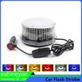 240 LED Strobe Police Light Beacon Hazard Emergency Recovery Flashing Light Magnetic Mount Car Auto Signal Warning Light Amber