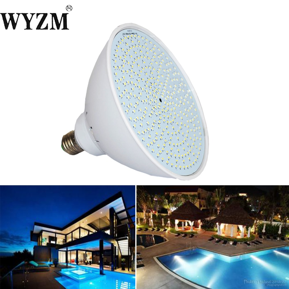 ФОТО USA Local Shipping,12Volt 20w Color Changing Swimming Pool LED Lights for Pentair Hayward Fixture