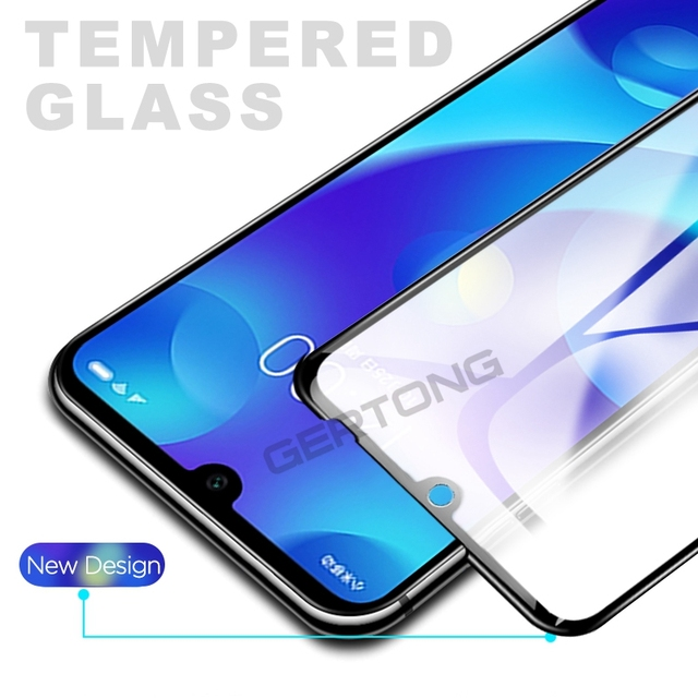 9D Tempered Glass For Xiaomi Redmi Note 7 Pro Note 6 5 Pro Screen Protector For Redmi 6 K20 Pro 6A 5 Plus Protective Glass Film 3