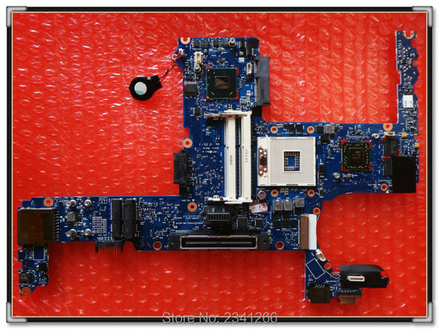 686042-501 686042-001 para hp EliteBook 8470 w para Notebook HP 8470 P 6470B laptop motherboard totalmente testado trabalho
