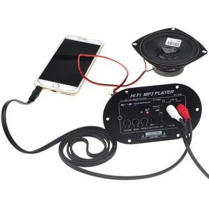 Image 5 - New TA8200AH Peak Power 120W High Power Car Subwoofer Hi Fi Bass Amplifier Board Support TF USB DC12V/24V/AC100V 240V 12003141