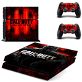 PS4 Skin Call of Duty Black OPS III Decal Vinyl Sticker Cover For Playstation 4 Console and Two Controller Skin