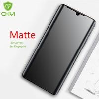 Pellicola opaca 3D per Huawei P30 Pro P50 P40 Mate 40 30 pro 20 pellicola salvaschermo senza impronte digitali pellicola curva satinata per Honor 20 pro