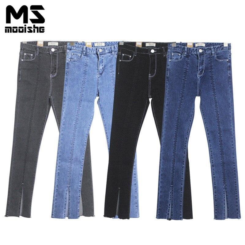 Online Get Cheap Ladies Straight Leg Jeans -Aliexpress.com ...