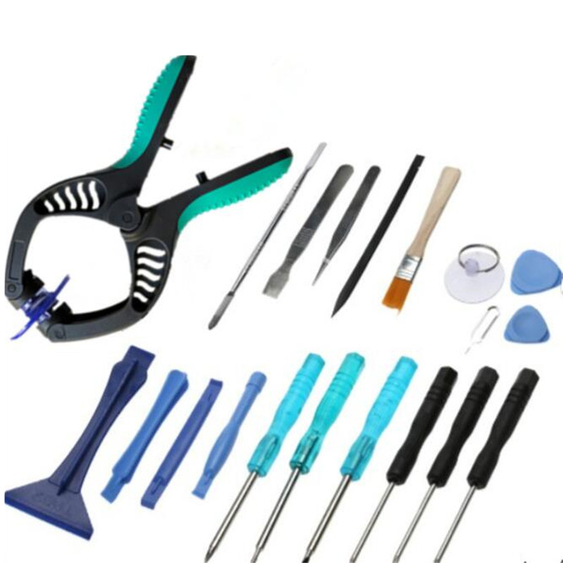 20 In 1 Phone Repair Tool Set Multifunction Disassembly Opening Electronic Cell Phone Repair Tool Kit For Notebook Hand Tool image