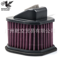 top quality brand scooter accessories moto air cleaner for Kawasaki Z800 ZR800 motorcycle air filter motorbike air filters clean