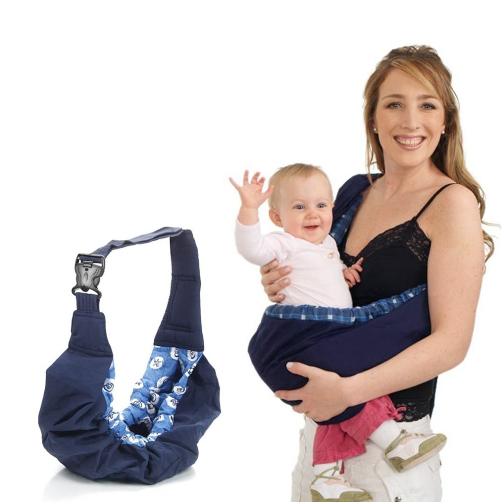 Comfortable Fashion Designed Cotton Baby Sling For Newborns Backpacks & Carriers Able Breathable Baby Wrap And Carrier Backpack For Infant Mother & Kids