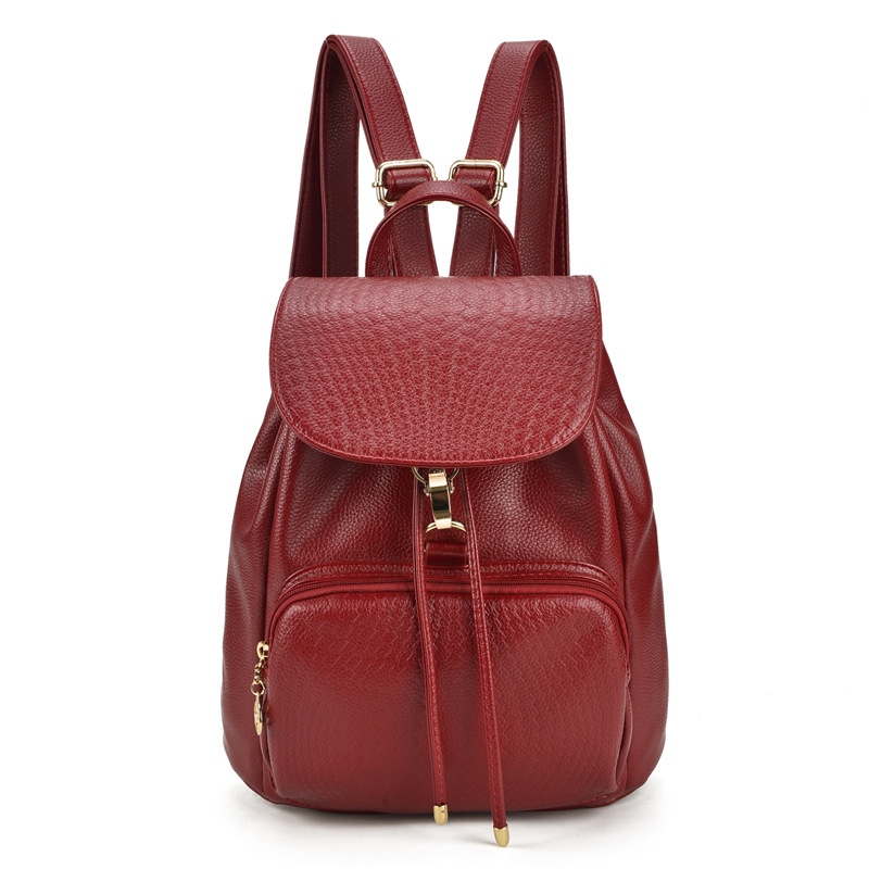 Fashion Korean Women Backpacks High Quality Leather Mochila School Bags For Teenagers Girls Backpacks Bag Top-handle Travel Bags new gravity falls backpack casual backpacks teenagers school bag men women s student school bags travel shoulder bag laptop bags