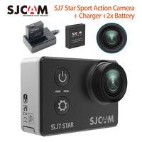 SJCAM SJ7 Star 4K 12MP HD Wifi Sport Action Waterproof Helmet Camera Video 2 0 Touch