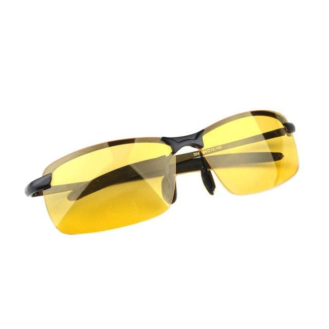 Outdoor Riding Sunglasses women Men Reflective Night vision Anti glare Goggles UV400 Car sunshade Plarization Sunglasses Women