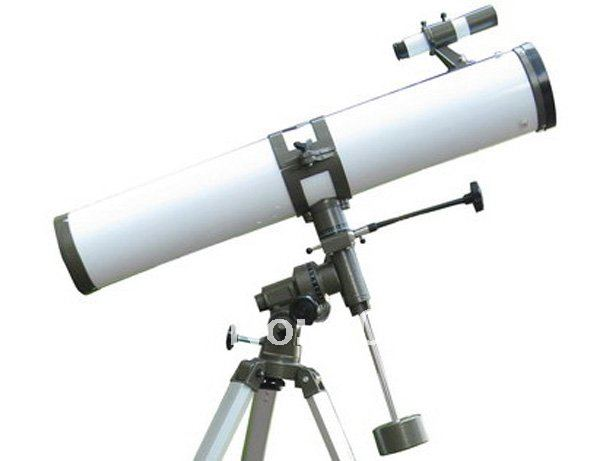 Visionking 114900 Equatorial Mount Space Astronomical Telescope For Space Observation/Exploring/Hunting Astronomy Telescope visionking 150750 150 750mm 6 equatorial mount space reflector astronomical telescope