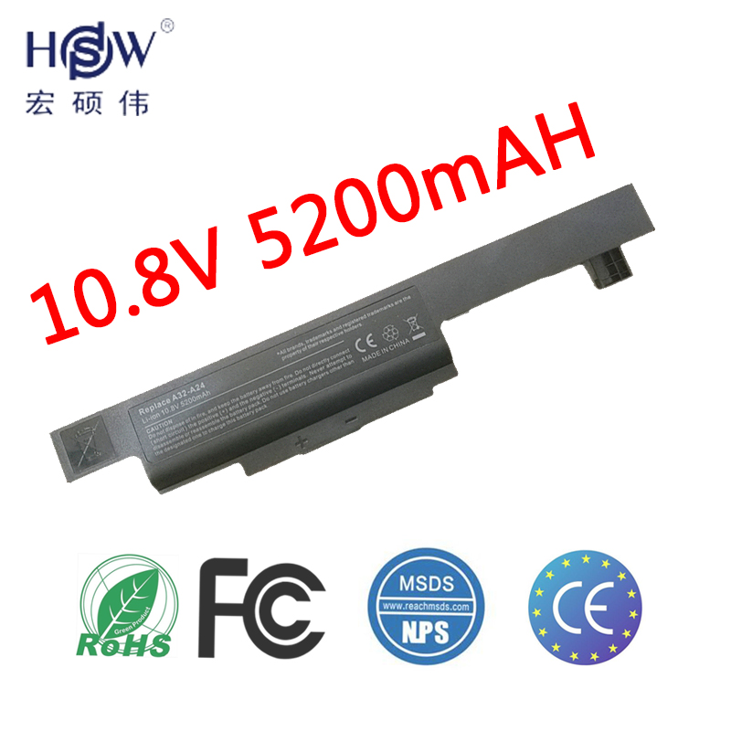 HSW laptop battery For <font><b>MSI</b></font> <font><b>CX480</b></font> batterie <font><b>CX480</b></font>-IB32312G50SX CX480MX FOR Medion Akoya E4212 MD97823,MD98039 batteries akku image