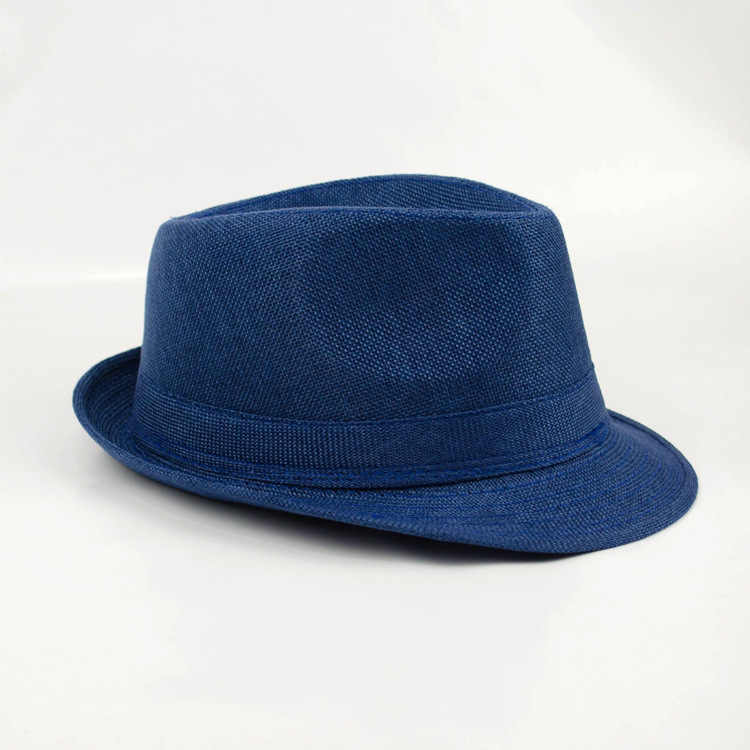1e11e0010ba Brand New Fashion Pure men Women s Large Brim Caps England Classic Style  Formal Hat Floppy Jazz