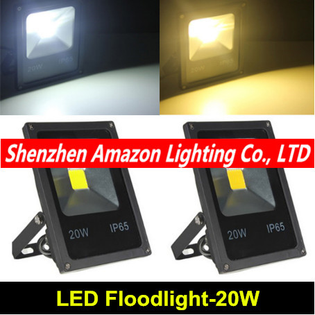 High quality 20W LED Flood light AC85V-265V exterior spotlight LED outdoor light free shipping levi s levi s le306emhkr80