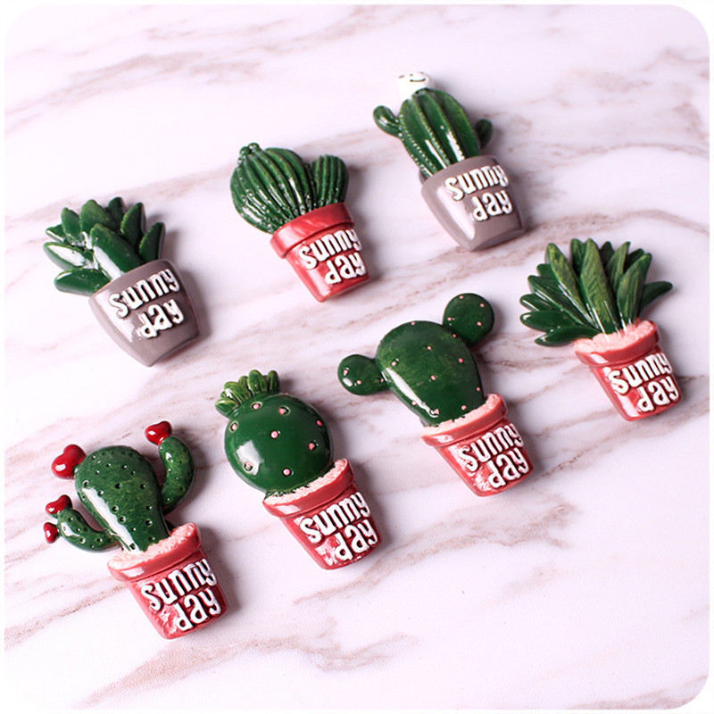 2-pcs-Cute-Cactus-Fridge-Magnets-Whiteboard-Sticker-Refrigerator-Magnets-Kids-Gifts-Home-Decoration-E (2)