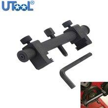 Extrator para a polia da movimentação com nervuras, removedor do virabrequim, ferramenta de reparo do carro