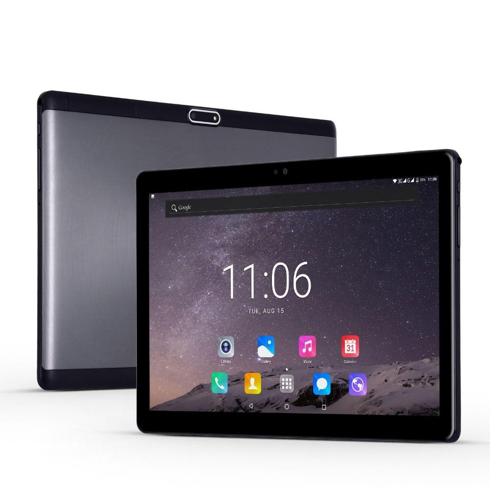 Gros OEM 10 pouces Android 7.0 Octa Core PC 4G LTE 3G tablette mobile appel téléphone portable - 5