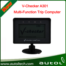 Best Price V-CHECKER A301 VCHECKER A301Multi-Function Trip Computer supports all OBD compliant vehicles