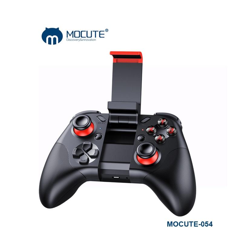 Mocute 054 Bluetooth Gamepad Android Joystick PC Sans Fil Contrôleur VR Jeu Pad pour PC Android/IOS Téléphone Intelligent pour VR Boîte