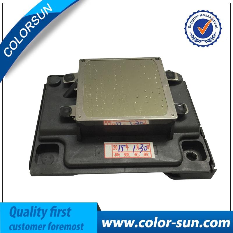 Original F190020 Printhead for Epson WF3520 WF7010 WF40 WF600 WF61 WF7515 WF3521 WF3520 WF3530 WF3010 print head 4 color empty refillable cartridge with chip t1261 t1262 t1263 t1264 for epson wf 3520 wf 3540 wf 7010 wf 7510 wf 7520