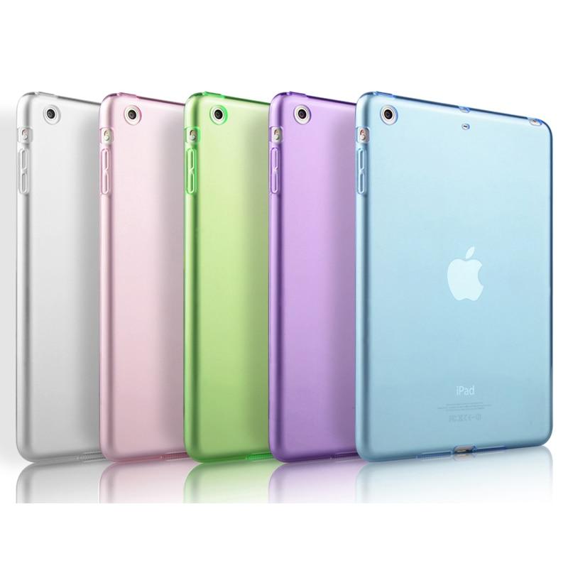 За Apple iPad Pro 9.7 Калъф Калъф Прозрачен - Аксесоари за таблети - Снимка 2