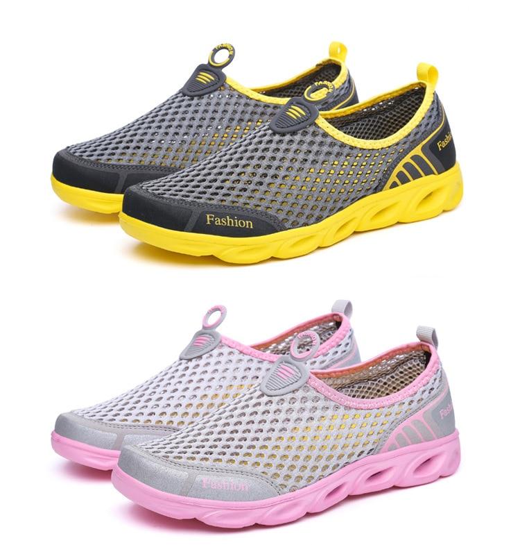 HTB1DiUCNYvpK1RjSZPiq6zmwXXav Men Casual Shoes Sneakers Fashion Light Breathable Summer Sandals Outdoor Beach Vacation Mesh Shoes Zapatos De Hombre Men Shoes