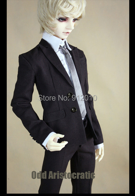 Handsome Man Suit Outfit 3colors For BJD SD10 SD13 Boy SD17 IP SID,IP EID, SOOM Doll Clothes new bjd doll jeans lace dress for bjd doll 1 6yosd 1 4 msd 1 3 sd10 sd13 sd16 ip eid luts dod sd doll clothes cwb21
