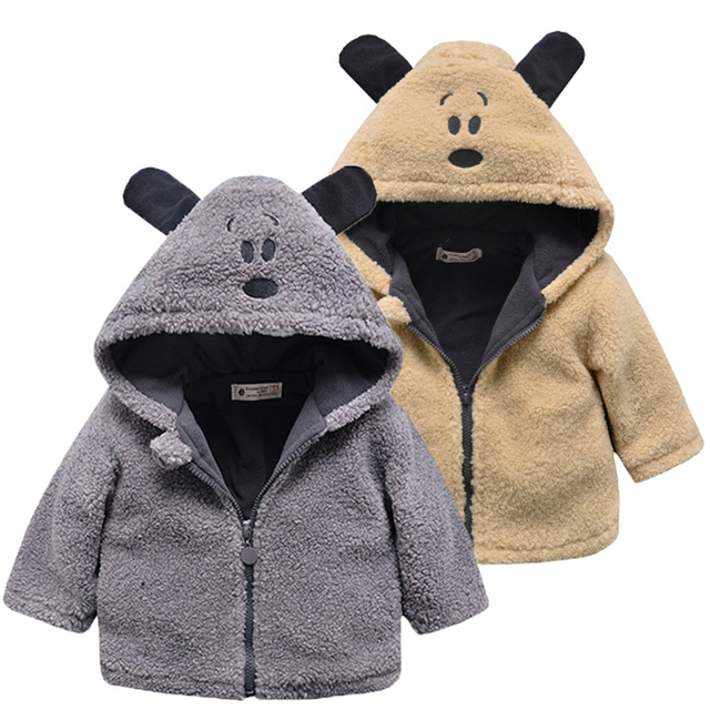 a927c9140 various styles d8363 03125 baby girls boys outerwear winter hooded ...