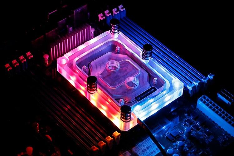 バロー LTYK LGA3647 CPU 水冷ブロックインテル LGA3647  グループ上の パソコン & オフィス からの ファン & 冷却 の中 1