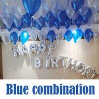 New Arrival Zestaw z Postaciami Balony Urodziny Strona Dekoracji Balony Wstążki i Inflator QQ02