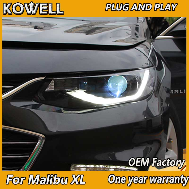 Car Styling For Chevrolet Malibu XL 2017 2018 LED
