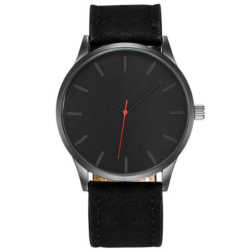 Hot Sale Mode Panggilan Besar Militer Quartz pria Perhiasan Pria Perhiasan Kulit Olahraga Jam Tangan Jam Jam Tangan Relogio Masculino Reloj