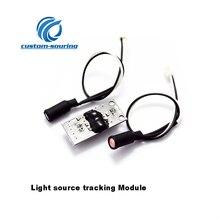 5 подсветка для пк модуль отслеживания источника солнечный модуль слежения Солнечный автоматический трекер модуль поиска света/Отслеживание лучей