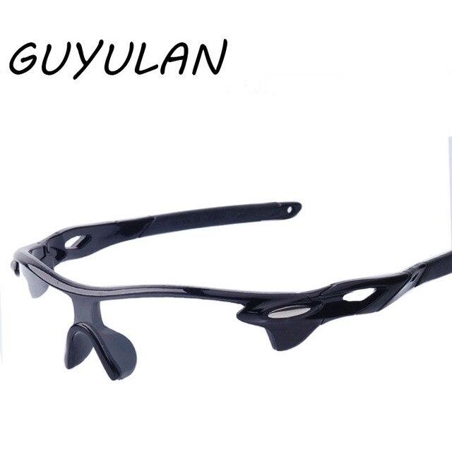 GUYULAN Men Outdoor Sports Running Frames lens coating Goggles ...