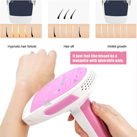 Hair Removal Device Hair Removal Machine Electric Laser IPL Depilator Women'S Fashion Laser Hair Epilator Beauty Remove Acne