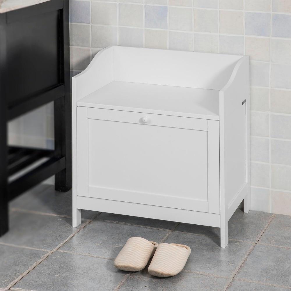 Bathroom Cabinet Laundry Bin Toy Box