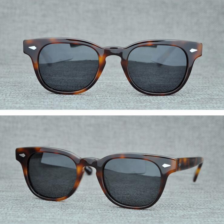LKK UNISEX Glasses Classic SquareSunglasses Men Women Brand Designer Vintage Driving Goggle Rivet Mirror Male Sun Glasses