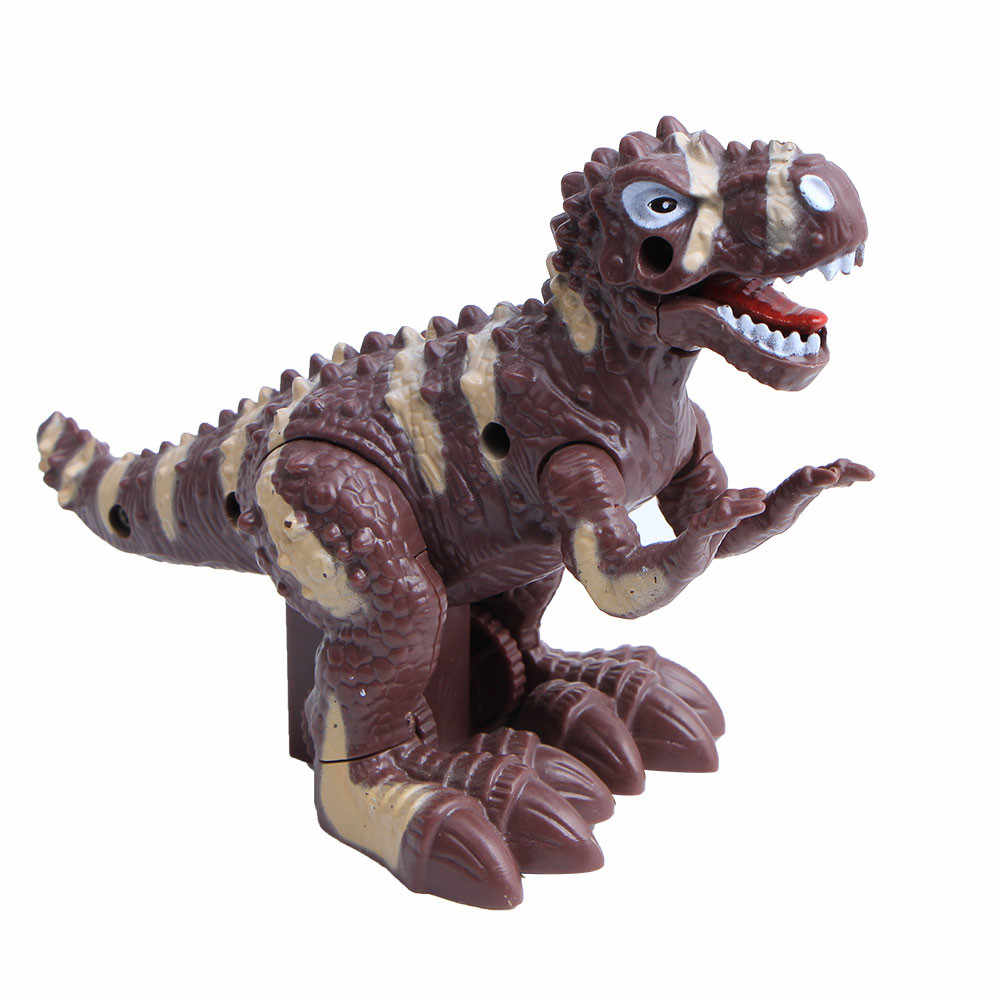 Dinosaur toy deformation Children's Kid's Favorite Simulation Dinosaur set Toy Model Clockwork Toy New figurines D300115