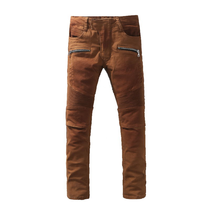 Popular Mens Brown Jeans-Buy Cheap Mens Brown Jeans lots from ...