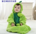 V-TREE new 2016 baby sleeping bag winter infant baby saco ramak mermaid tail underwears cartoon carrinho de bebe saco de dormir