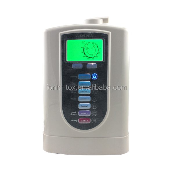 One WTH-803 japan ionizer alkaline water machine +2 more units PP filters ouh bio alkaline water ionizer wth 803 for better life