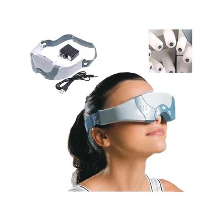 HANRIVER Eye Massager Health Care Alleviate Fatigue Stress Tension Re hanriver massager cushion for shakti