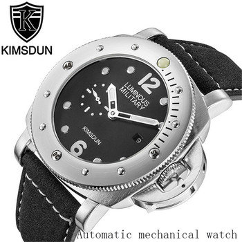 KIMSDUN Luxury Mechanical Luminous Waterproof Sports Wristwatches 1