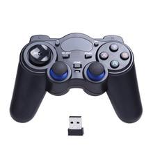 Универсальный USB 2.4 Г Беспроводной Игры Геймпад Джойстик для Android TV Box ПК Таблетки GPD XD Игровой Контроллер