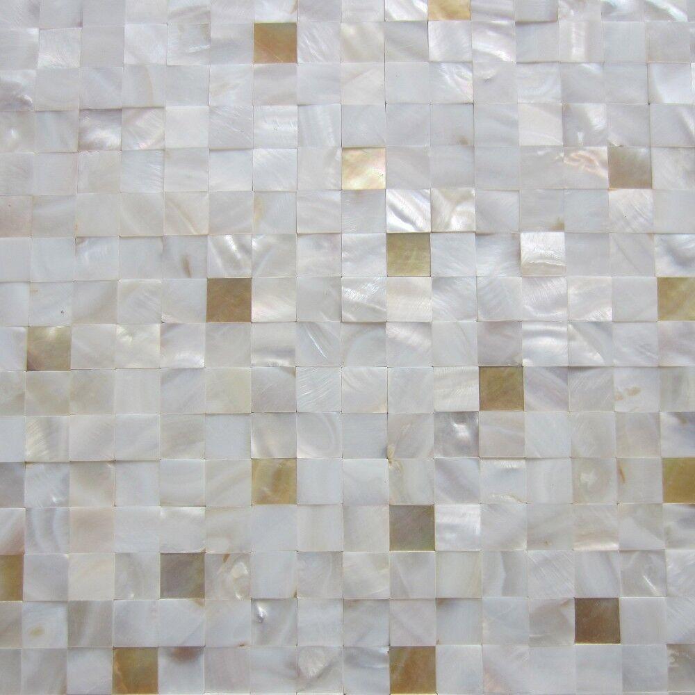 Pearl bathroom tiles - New Yellow Lip 7 Mixed Mother Of Pearl Tiles Backsplash Kitchen Tiles Bathroom Mirror Tile Backspalsh Wall White Pearl Tiles