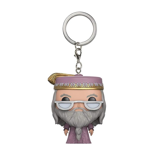 Key Chain Dumbledore  Action Figures With Retail Box