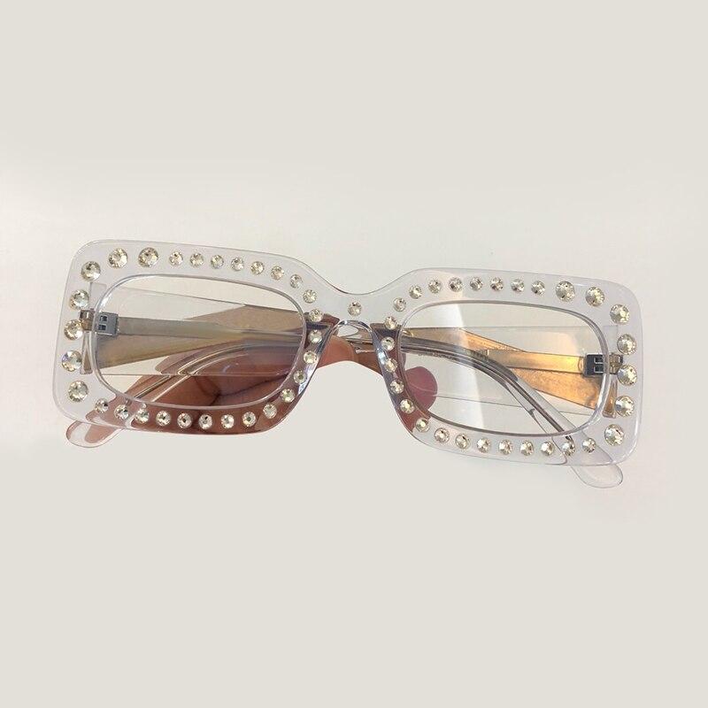 Shades Feminino Verpackung 2019 Qualität 2 1 Oculos no Acetat no Luxus Rahmen Sonnenbrille Mode Platz Marke 4 5 no Hohe Mit 3 no De Kleine Designer Sol No qzxdxZ