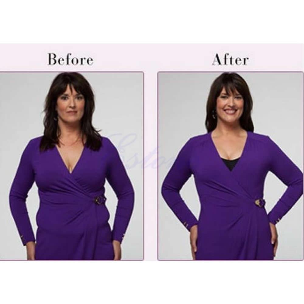b04de1814978f Women Genie Bra Shapewear Slimming Body Tummy Waist Cami Shaper Camisole  W BK Y