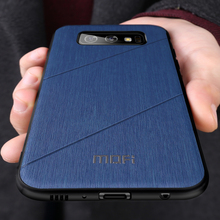 MOFi PU Leather Back Case for Samsung Galaxy S10, S10Plus, S10e