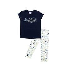 Пижама Winkiki для девочек (футболка + брюки)